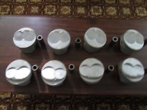 Manley High Compression  SBC  Racing Pistons