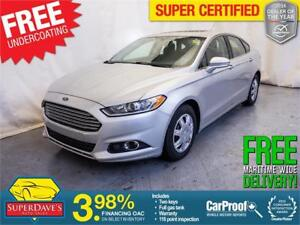 2014 Ford Fusion SE *Warranty* $124.96 Bi-Weekly OAC