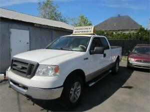 2007 Ford F-150 KING CAB 4X4  FINANCEMENT MAISON