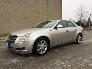 2008 Cadillac CTS Panoramic Roof/Clean Car/Certified & E-Tested