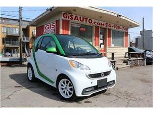 2014 smart fortwo electric drive Passion NAVIGATION CRUISE