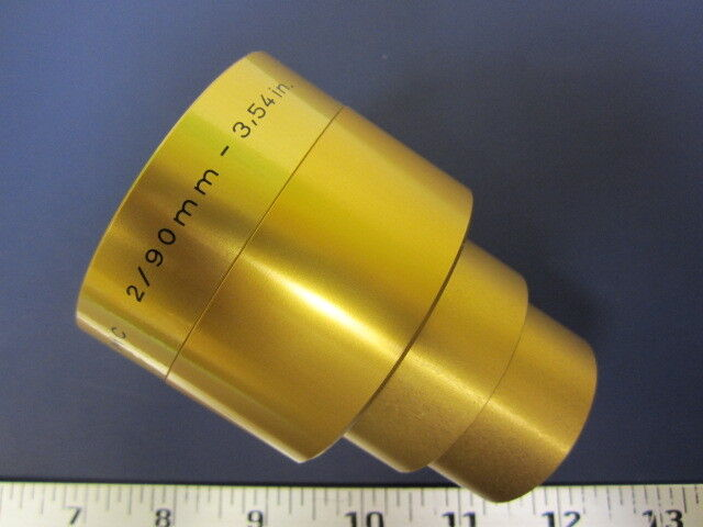 ISCO-OPTIC Ultra MC 90mm 35mm Cine Projector Lens MIB
