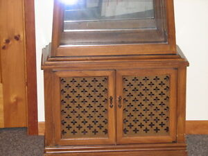 Antique Curio Cabinet Stratford Kitchener Area image 3