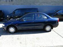 2001 Mitsubishi Lancer CE GLi 4 Speed Automatic Sedan Leichhardt Leichhardt Area Preview