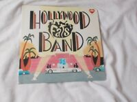 Vinyl LP Hollywood Fats Band (US) PBR 7008 In Blue Vinyl Stereo 1979