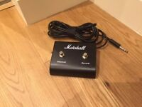 Marshall PEDL-90010 2-Way Footswitch