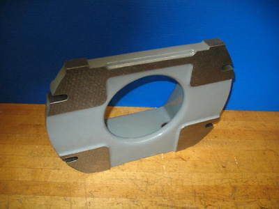 Moore Jig Grinder Borer Vertical Rotary Table Bracket Superb
