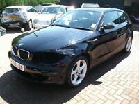 2009 BMW 116 2.0TD d Sport 3DR SALVAGE DAMAGED REPAIRABLE DRIVES