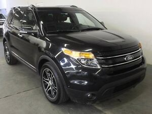 2014 Ford Explorer Limited Four-wheel Drive (4WD)