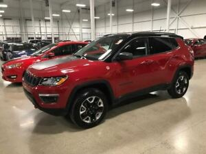 2017 Jeep Compass Trailhawk awd sunroof
