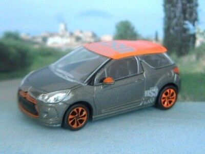 1:18 Norev Citroen DS3 Racing LOEB Edition black// red NEW bei PREMIUM-MODELCARS