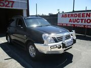 2010 Ssangyong Rexton Black Sports Automatic Wagon West Perth Perth City Area Preview