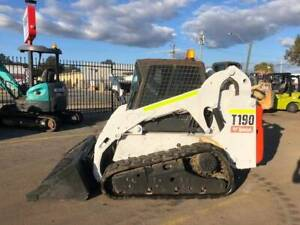 BOBCAT T190 COMPACT LOADER Kenwick Gosnells Area Preview