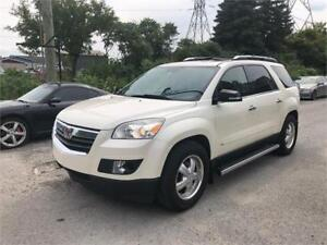2008 Saturn Outlook XR, Safety & ETEST for ON or QC INCL.