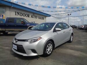 2015 Toyota Corolla LE 1.8L 4CYL CVT ONLY 58810KMS