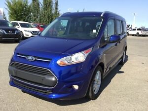 2014 Ford Transit Connect Wagon TITANIUM Leather,  Heated Seats,