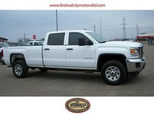 2015 GMC Sierra 2500HD | Long Box | CERTIFIED