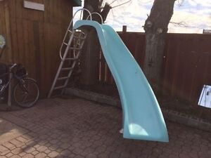 Looking for a pool slide