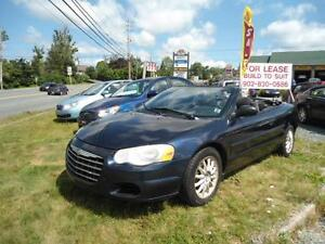 2004 SEBRING CONVERTIBLE AUTO SUMMER PRICE ONLY $2,995!!!