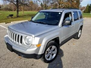 2011 Jeep Patriot North Edition 4x4 SUV, Crossover