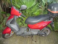Sym Symply 50 for spares or repair NOW SOLD