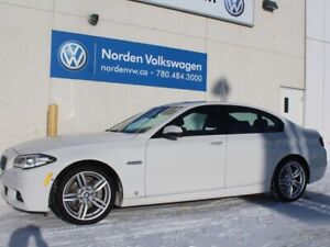 2015 BMW 5 Series 535i xDrive AWD - M -SPORT - LEATHER / NAVI