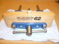 Record Woodworking Vice No 62, Unused.