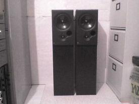 125W KEF Coda 9 Stereo Speakers