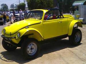 1964 Volkswagen BAJA BUG Convertible. Buggy. Off Road. Race Car. Redcliffe Belmont Area Preview