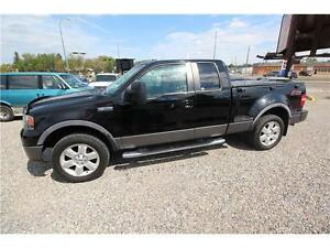 2008 Ford F-150 FX4 Flareside ** LEATHER *** AIRBAGS * $225 B/W
