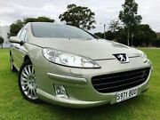 2007 Peugeot 407 SV Gold 6 Speed Sports Automatic Sedan Somerton Park Holdfast Bay Preview