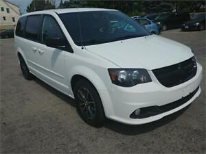 2014 Dodge Grand Caravan SXT in mint condition fully loaded
