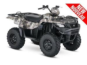 KINGQUAD 750 AXI POWER STEERING CAMO West Island Greater Montréal image 1