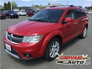 Dodge Journey GT AWD Cuir 7 Passagers MAGS 2017