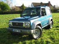 Daihatsu Fourtrak 2.8TD Independent TDX SOLD SOLD SOLD