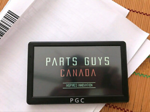 "7"" PGC Transport Truck GPS Navigation - 2017 Canada and USA Maps"