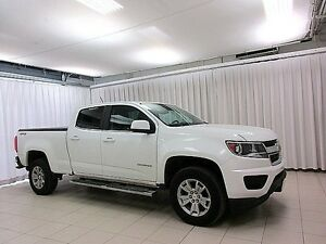2015 Chevrolet Colorado LT 4X4 4DR, RUNNING BOARDS, ALLOY WHEELS