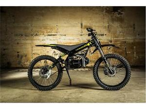 **CLEARANCE** CCW Cleveland FXX 110cc Off Road Dirt Bike Full