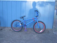 Barely used last years Heist BMX  by Stolen