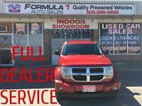 2008 Dodge Nitro   Dealer Service