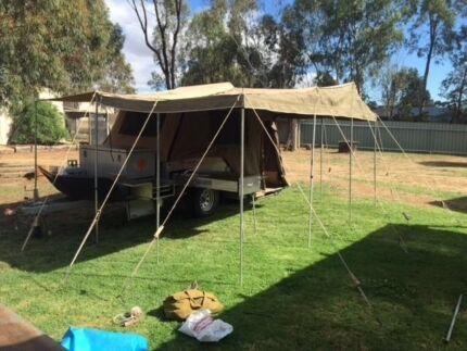 Kimberley. Off road Camper Trailer