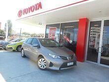 2014 Toyota Corolla ASCENT 1.8L PETROL CVT 5 DOOR HATCH Positano Bronze  Hatchback Allawah Kogarah Area Preview