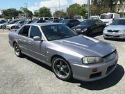 1998 Nissan Skyline Silver Automatic 4-Door Sedan Benowa Gold Coast City Preview