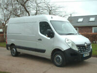 Renault Master mm35 2.3 dci 130ps low miles 2017