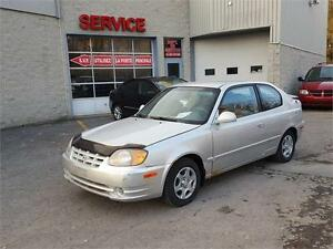 2005 Hyundai Accent GS