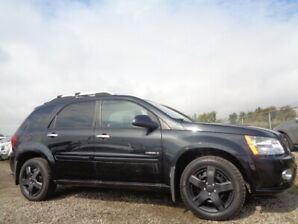 2008 Pontiac TORRENT GXP SPORT PKG-AWD-SUNROF-SMOOTH 3.6L V6-AWD