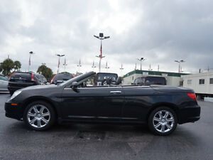 2009 Chrysler Sebring Limited Convertible