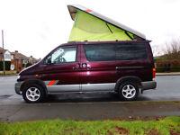1995 N'reg Mazda Bongo Autofree 2.5TD Auto**4 Berth**Rear Kitchen Conversion**