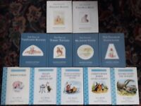 11 Childrens books Beatrix Potter AA Milne (winnie the pooh) £5 or 50p each