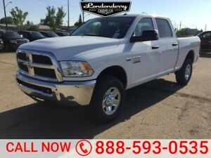 2018 Ram 2500 CREW CAB ST 4X4                Automatic Headlamps